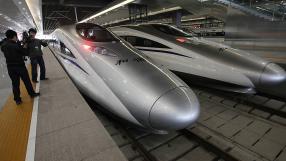 China quer construir trem-bala que passa dos 600 km/h
