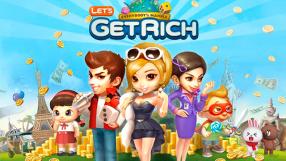 Baixar LINE Get Rich para iOS