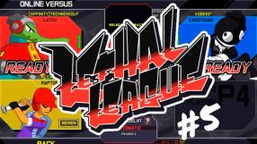 Baixar Lethal League para SteamOS+Linux
