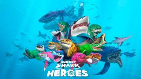 Baixar Hungry Shark Heroes para Android