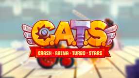 Baixar CATS: Crash Arena Turbo Stars para iOS