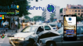 Safety, aplicativo brasileiro, ajuda a salvar vidas no trânsito
