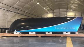 Nova cápsula do Hyperloop chega a 457 km/h