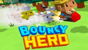 Baixar Bouncy Hero para iOS