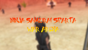 Baixar Ninja Samurai Sparta War Arena