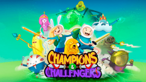Baixar Champions and Challengers - Adventure Time para iOS