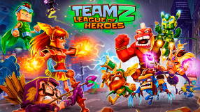 Baixar Team Z - League of Heroes