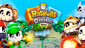 Baixar Raskulls: Online para iOS