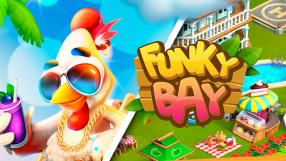 Baixar Funky Bay - Farm & Adventure game para iOS