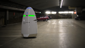 Robô-segurança