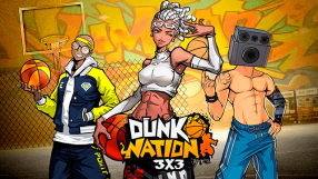 Baixar Dunk Nation 3X3 para iOS