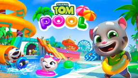 Baixar Talking Tom Pool para iOS