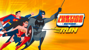 Baixar Justice League Action Run