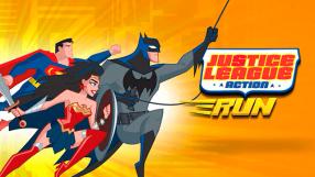 Baixar Justice League Action Run