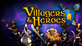 Baixar 3D MMO Villagers & Heroes para iOS
