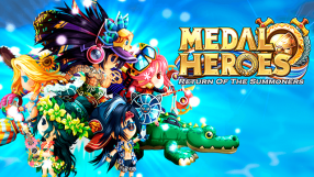 Baixar Medal Heroes: Retorno dos Feiticeiros para Android