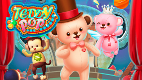 Baixar Teddy Pop - Bubble Shooter para iOS