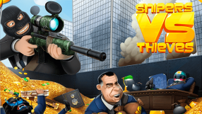 Baixar Snipers vs Thieves