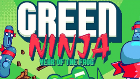 Baixar Green Ninja: Year of the Frog