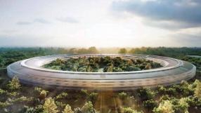 Vídeos mostram a nova sede gigantesca da Apple