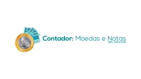 Baixar Contador: Moedas e Notas (BRL, USD e EUR) para Android