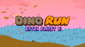 Baixar Dino Run: Enter Planet D