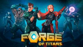 Baixar Forge of Titans: Mech Wars para iOS