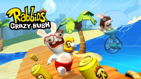 Baixar Rabbids Crazy Rush para iOS