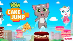 Baixar Talking Tom Cake Jump para Android