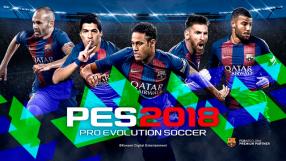 Baixar Pro Evolution Soccer 2018