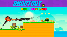 Baixar Shootout in Mushroom Land