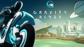 Baixar Gravity Rider: Space Bike Racing para Android