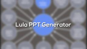 Baixar Lula PPT Generator