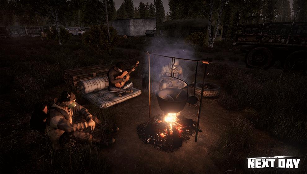 Donwload do jogo Next Day: Survival com desconto