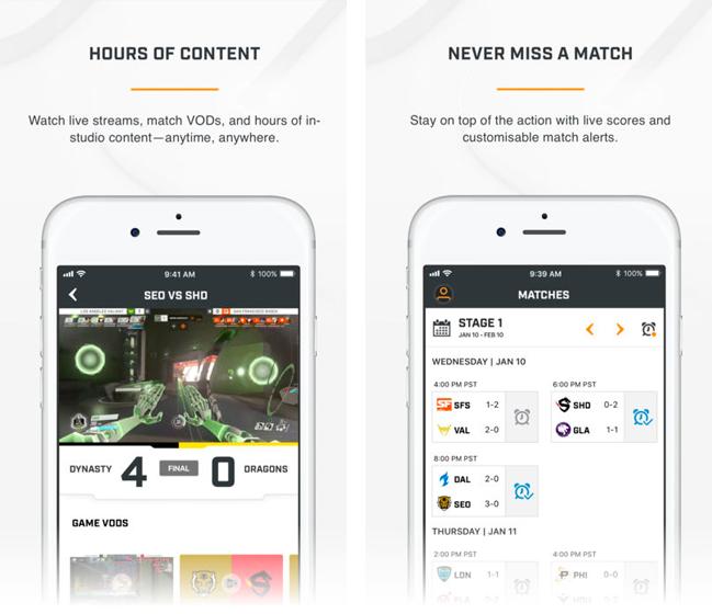 Baixar Overwatch League para iOS de graça