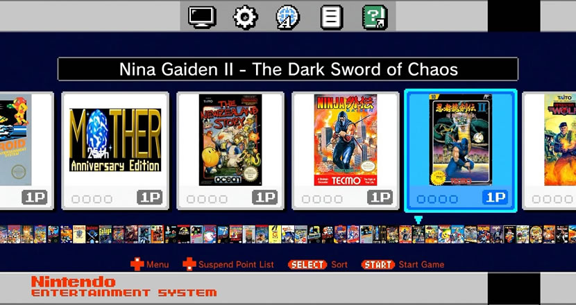 Hackers conseguem adicionar novos games no NES Classic Edition