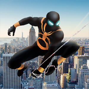 Baixar Shadow Hero Spider Fighting -Strange Stickman Rope para Android