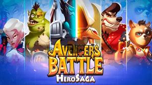 Baixar Avengers Battle: Hero Saga