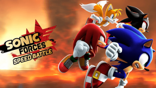 Baixar Sonic Forces: Speed Battle