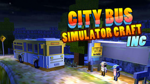 Baixar City Bus Simulator Craft Inc.