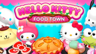 Baixar Cidade da Comida da Hello Kitty
