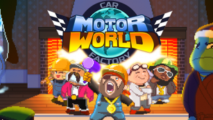 Baixar Motor World: Car Factory para iOS