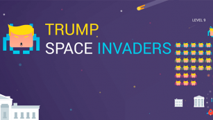 Baixar Trump Space Invaders
