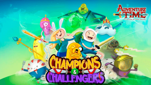 Baixar Champions and Challengers - Adventure Time