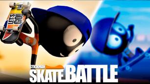 Baixar Stickman Skate Battle