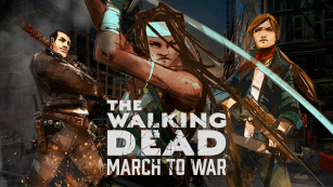 Baixar The Walking Dead: March To War para iOS