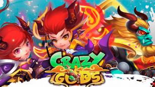 Baixar Crazy Gods