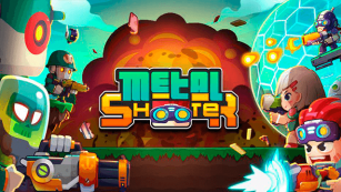 Baixar Metal Shooter: Run and Gun