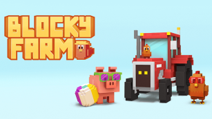 Baixar Blocky Farm