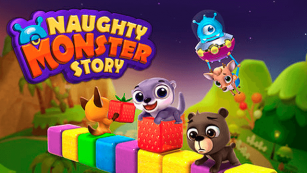 Baixar Naughty Monster Story para iOS